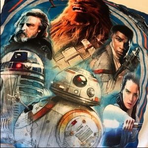 Star Wars The Force Awakens Throw Accent Pillow